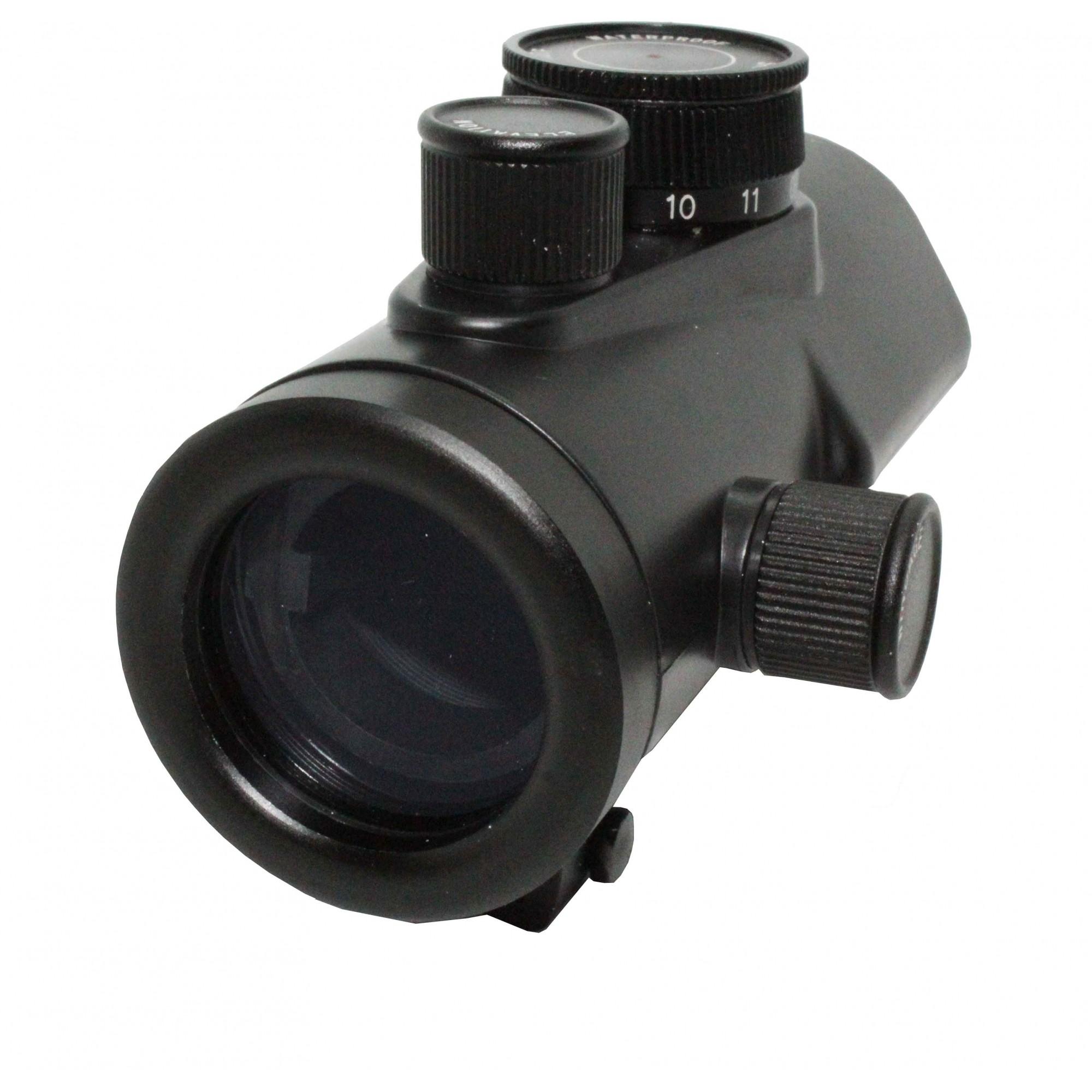 Red Dot Diâmentro 30mm Trilho Ajustável 11mm Para 20mm