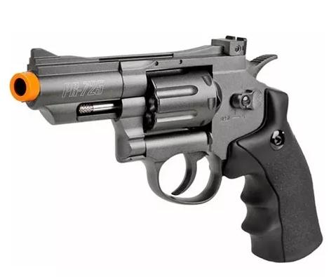 Revólver de Pressão Co2 Gamo PR-725 - 4.5mm