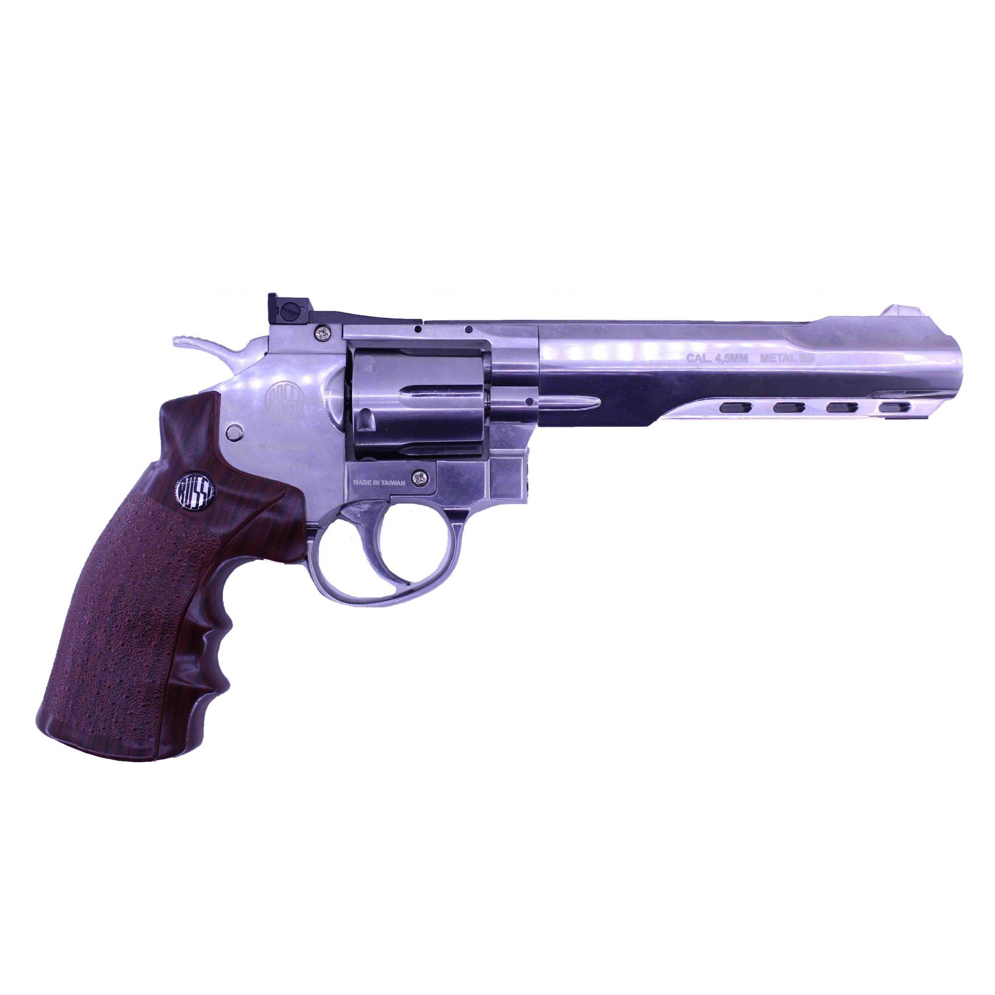 Revólver de Pressão Co2 Wingun W702S