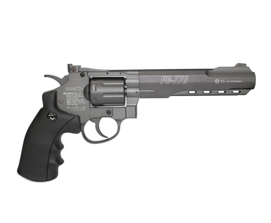 Revolver de Pressão Gamo CO2 4,5mm PR-776