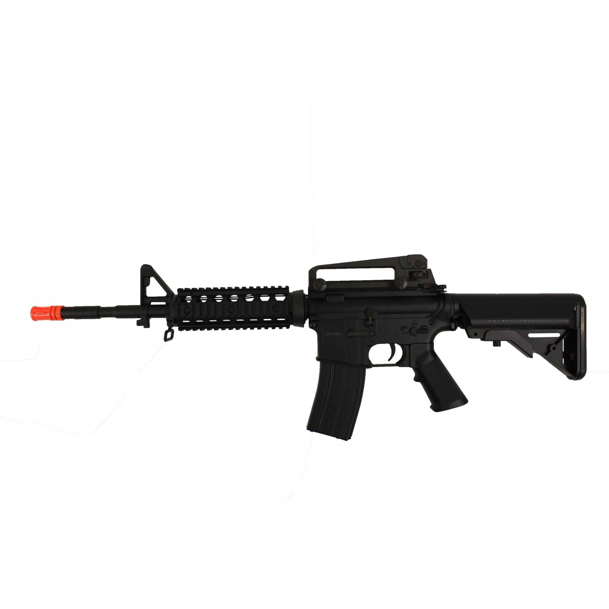Rifle AEG Cyma M4A1 Ris CM 507