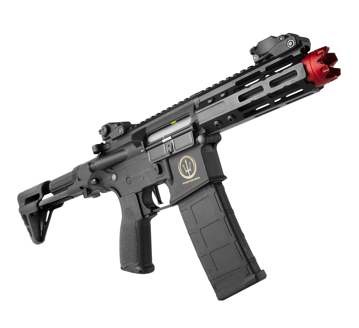 Rifle Airsoft AR15 Neptune Keymod PDW