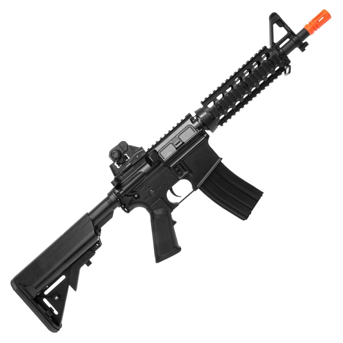 Rifle Airsoft Cyma M4 CQB RIS CM506 Eletrico 6mm