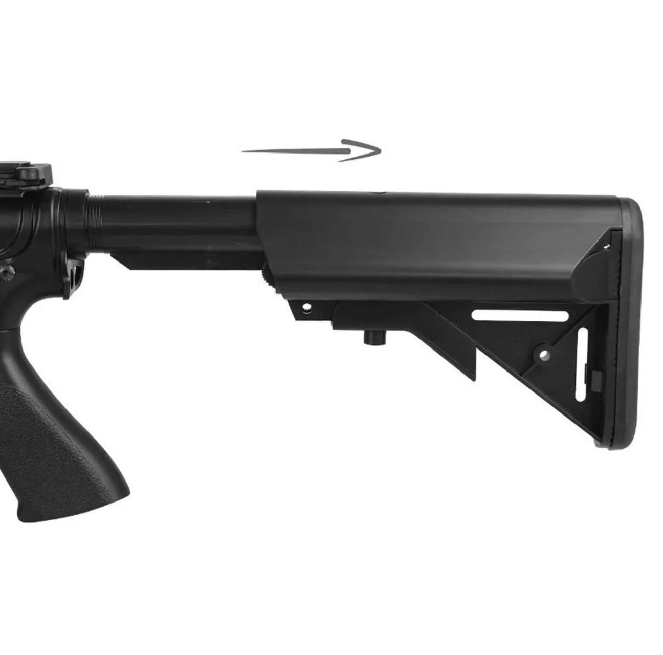 Rifle Airsoft Cyma M4A1 Custom CM515 Eletrico 6mm