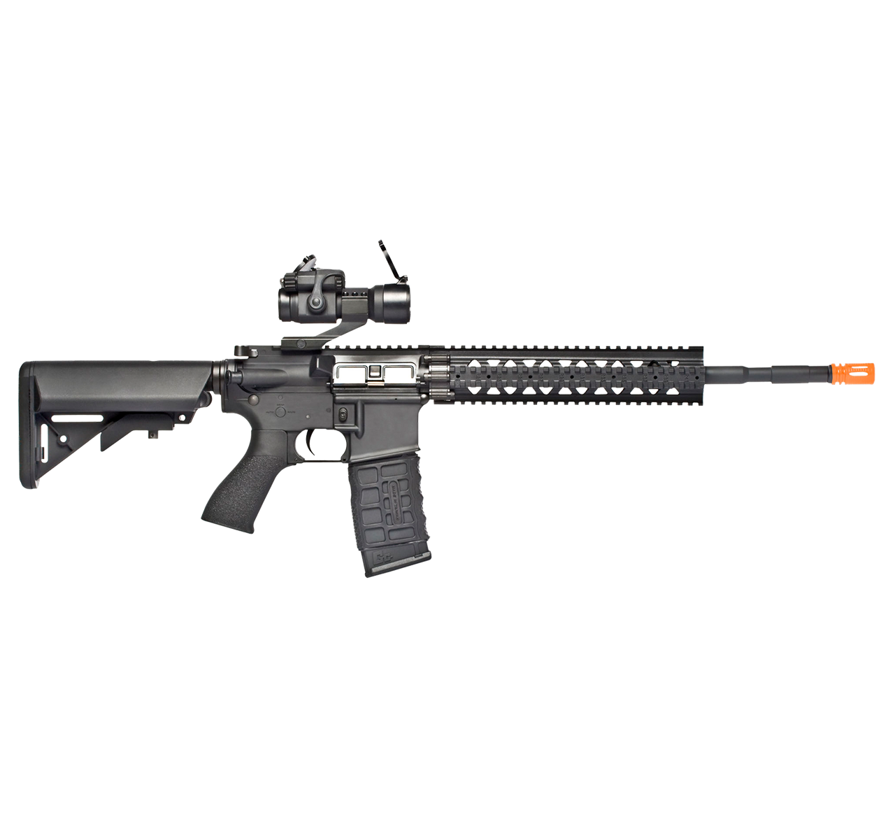 Rifle Airsoft G&G CM16 R8-L Eletrico 6mm