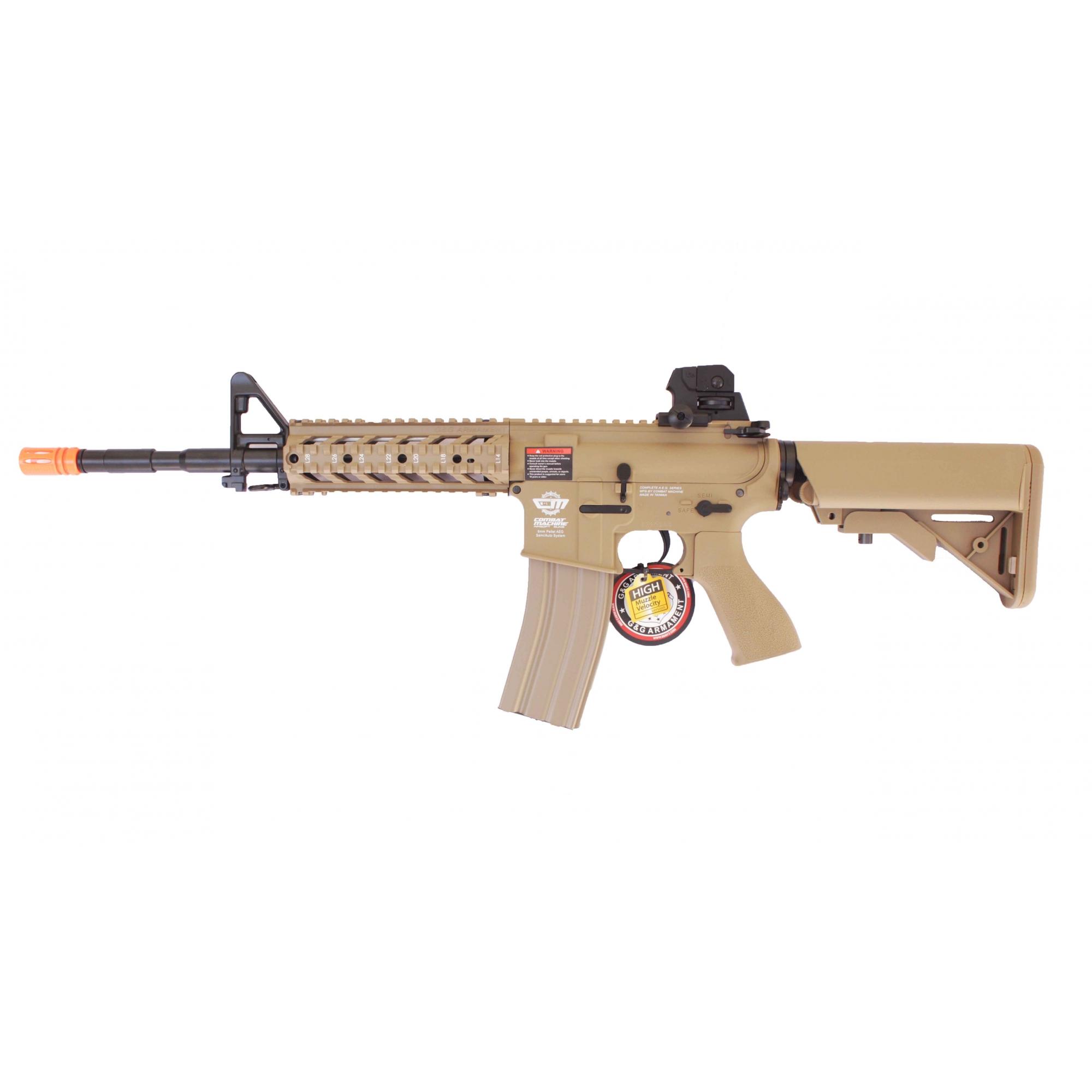 Rifle Airsoft G&G M4A1 CM16 RAIDER-L DST