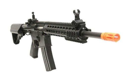 Rifle Airsoft M4 CM515S Cyma - Gatilho Eletrônico e Mosfet
