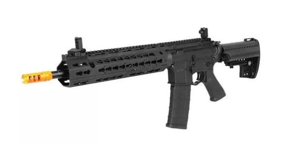 Rifle Airsoft M4 CM619S Cyma - Gatilho Eletrônico e Mosfet