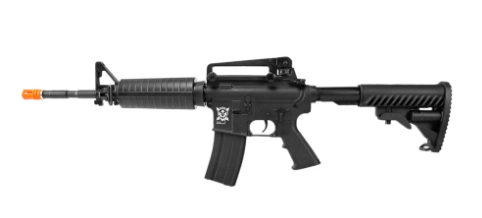 Rifle Airsoft M4 Kompetitor Blowback - APS Conception