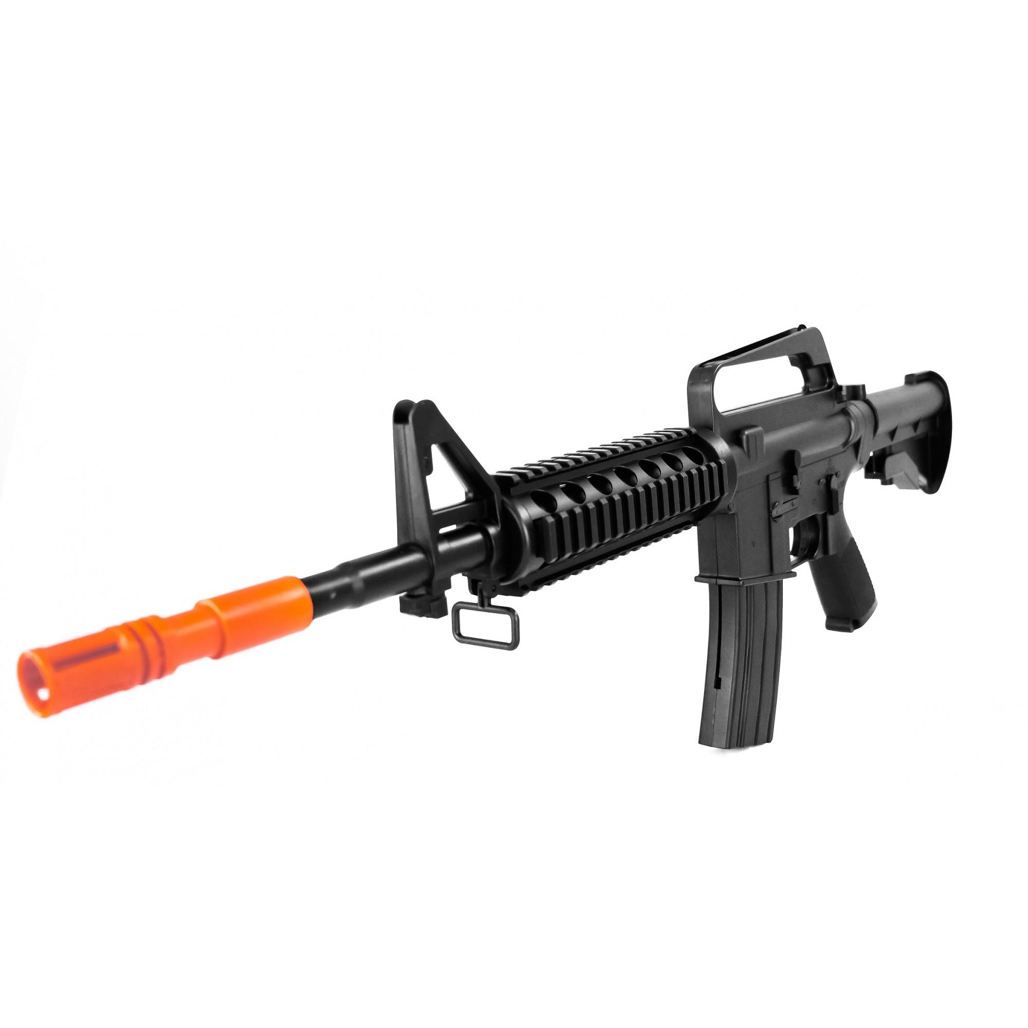 Rifle Airsoft Spring VG M16 RIS-8905A Mola