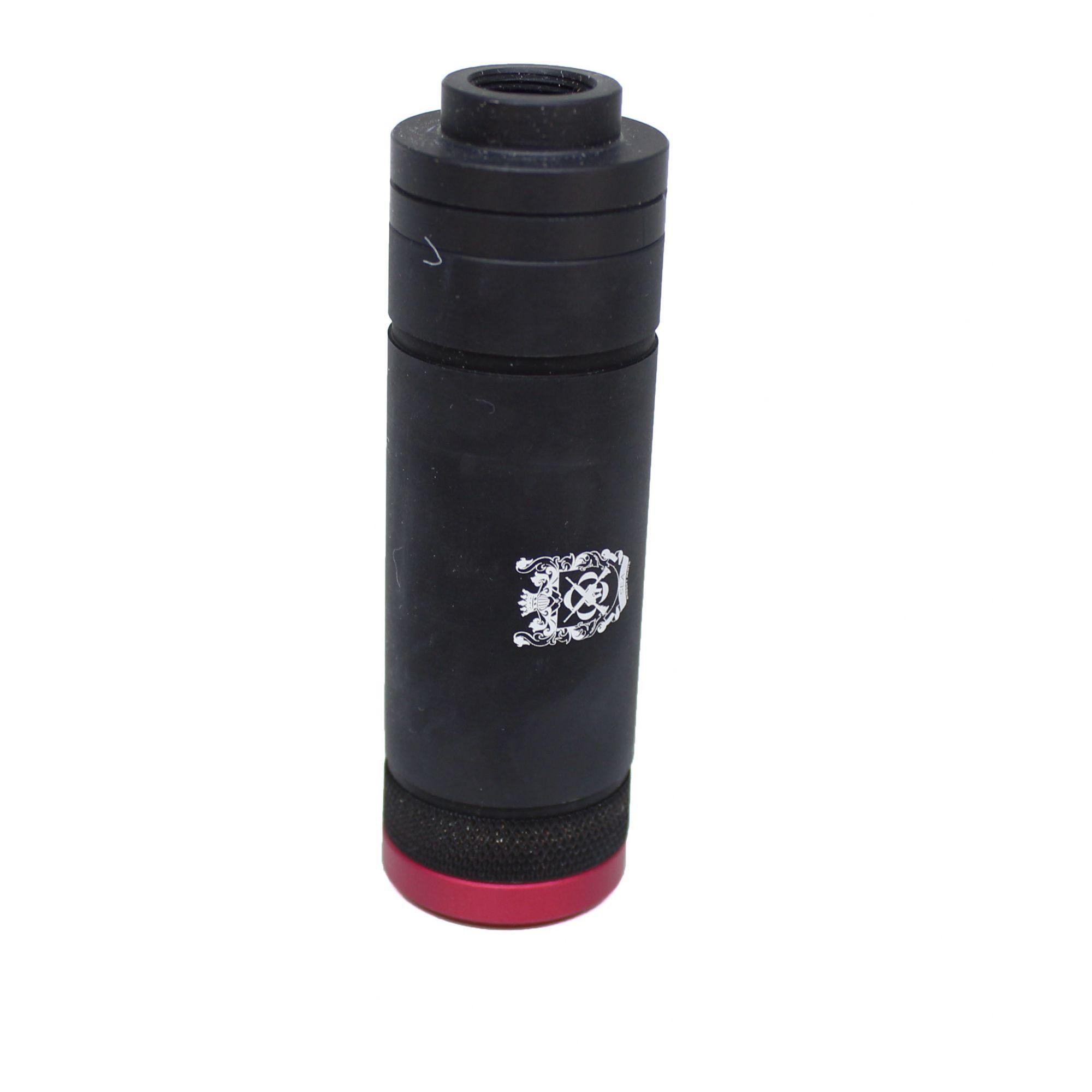 Silenciador Liso 100mm x 31mm ? Direito
