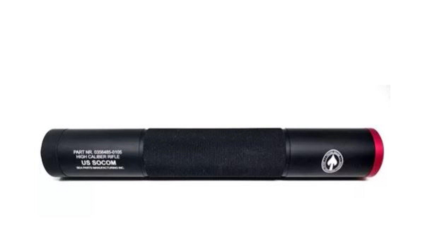 Silenciador Recartilhado 250mm x 38mm - Direito
