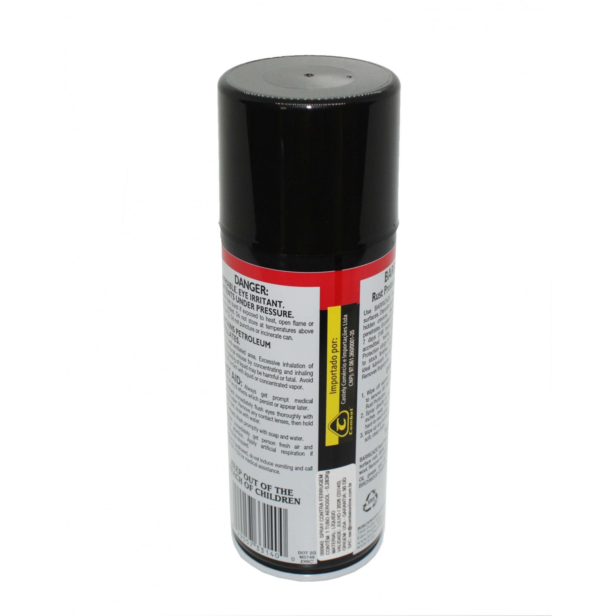 Spray Anticorrosivo Barricade 283g - Birchwood Casey