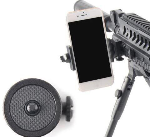 Suporte Celular Trilho 20mm