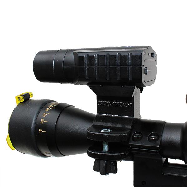 Suporte de Luneta Para Câmera Scopecam Lite ou 4K