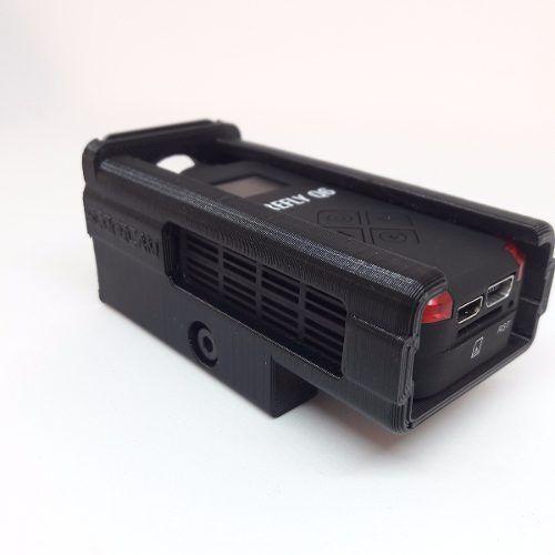 Suporte Firefly Com Proteção De Lente Trilho 20mm