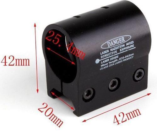 Suporte Lanterna Trilho 11mm