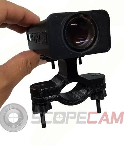 Suporte Legend 2 Luneta 50mm Com Proteção De Lente