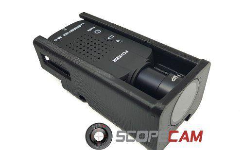 Suporte Legend 2 para lente 35mm de trilho