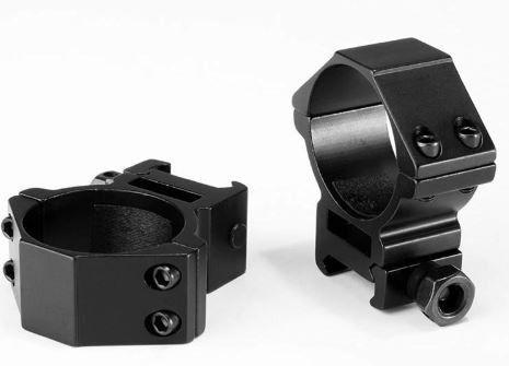 Suporte Luneta 35mm (par) Perfil Baixo
