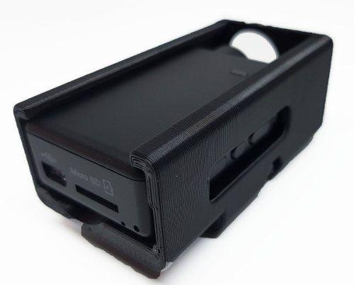 Suporte Mobius 2 para lente 25mm em trilho 20mm
