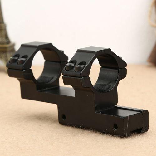 Suporte Para Luneta Reforçado Trilho 11mm