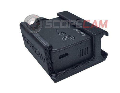 Suporte Para Trilho 20mm P Fixação Lateral Runcam 2