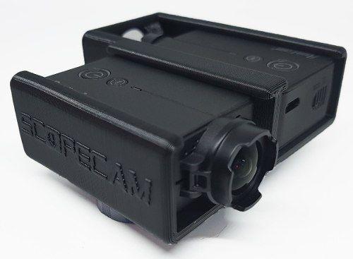 Suporte Runcam 2 duplo com proteção