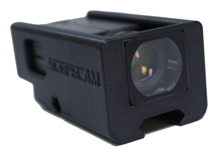 Suporte Runcam 2 Para Lente 35mm Em Trilho 20mm