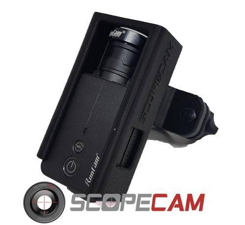Suporte Runcam 2 para lente 35mm luneta