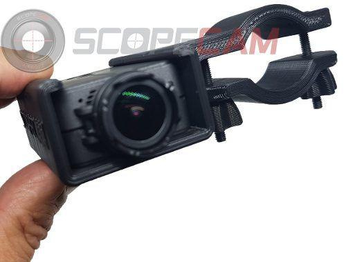 Suporte Runcam 2 Selfie para cano