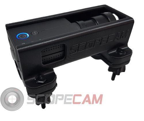 Suporte Scopecam Runcam 50mm 5mp Cano Com Proteção De Lente