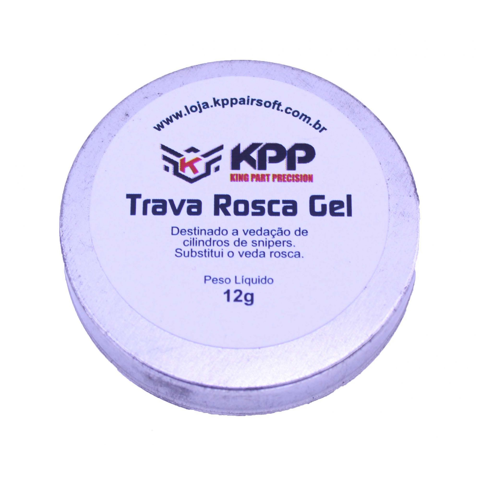 Trava Rosca Gel