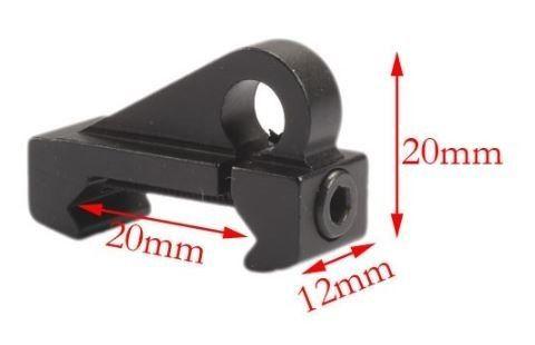 Zarelho Trilho 20mm