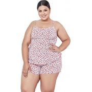 Baby Doll Liganete Dukley Lingerie Plus Size
