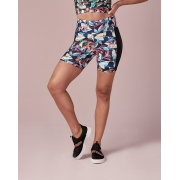 Shorts Meia Coxa Estampado - Dukley Lingerie - Slim - 604