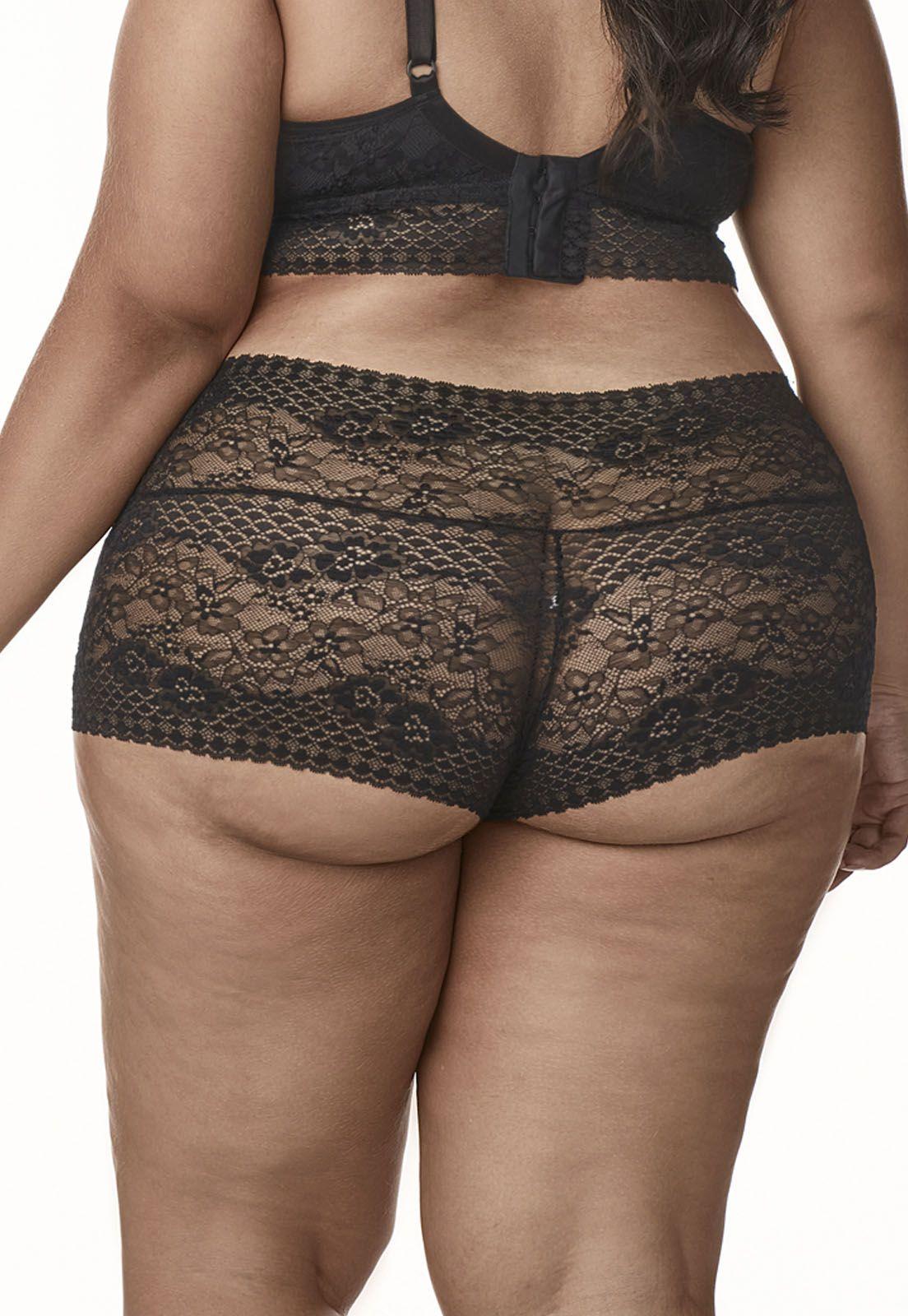Calecon Rendado - Dukley lingerie - Plus - 181