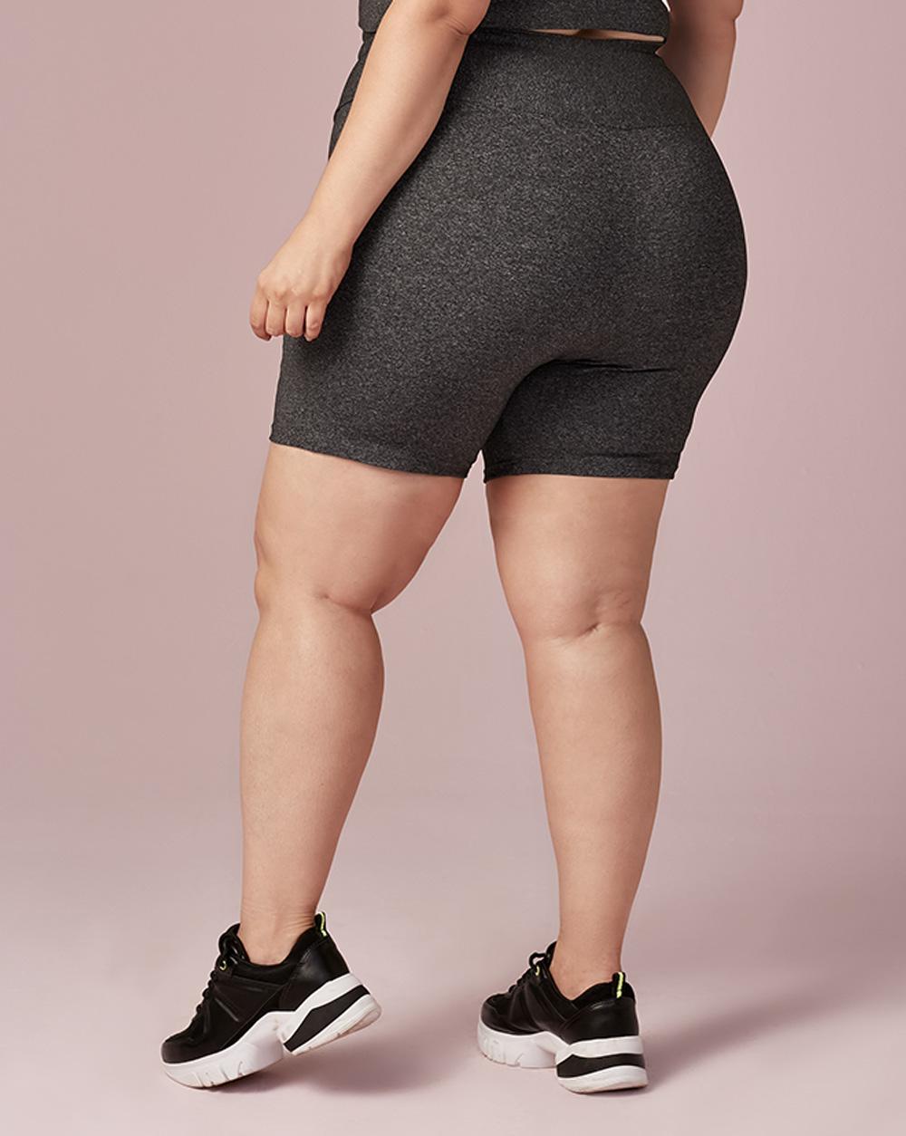 Shorts Meia Coxa - Dukley Lingerie - Plus - 606