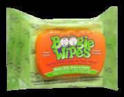 Lenços Umedecidos com Fragância - Verde - Boogie Wipes