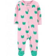 Macacão Pijama Carter's Sapinho 09 meses Verde