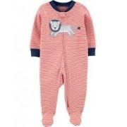 Pijama Carter's com Pezinhos Leão 9 meses