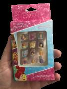 Unhas postiças infantil Princesas e Frozen 2
