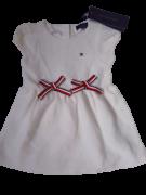 Vestido Branco 06 Meses
