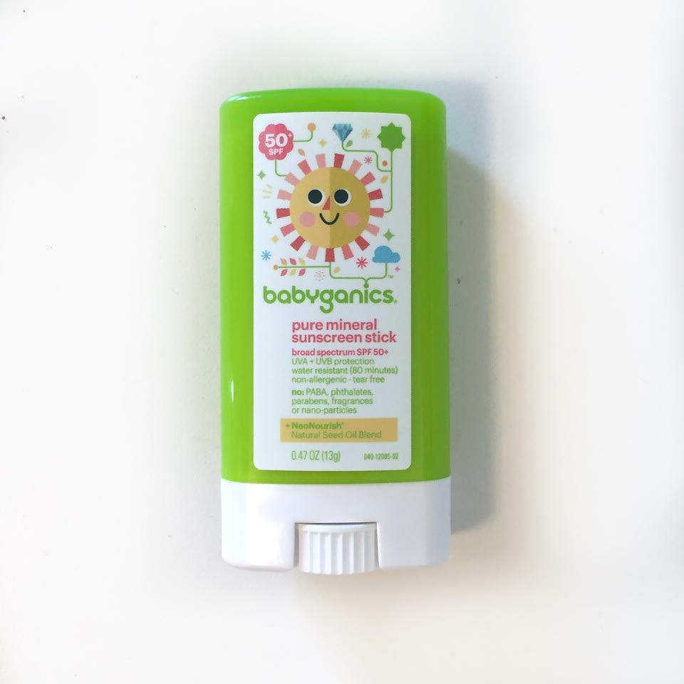Babyganics Pure Mineral Sunscreen Spf 50 Protetor Solar