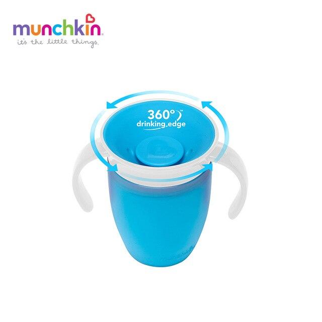 Copo Treinamento Miracle 360º -207 Ml - Munchkin - Original