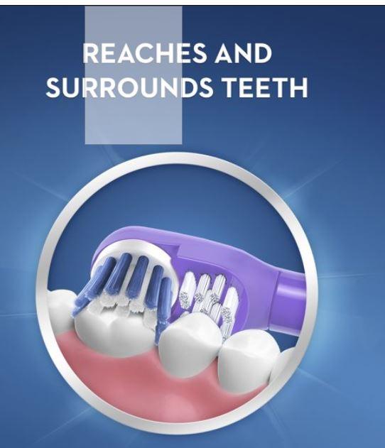 Escova De Dente Eletrica Infantil Disney Frozen Oral B