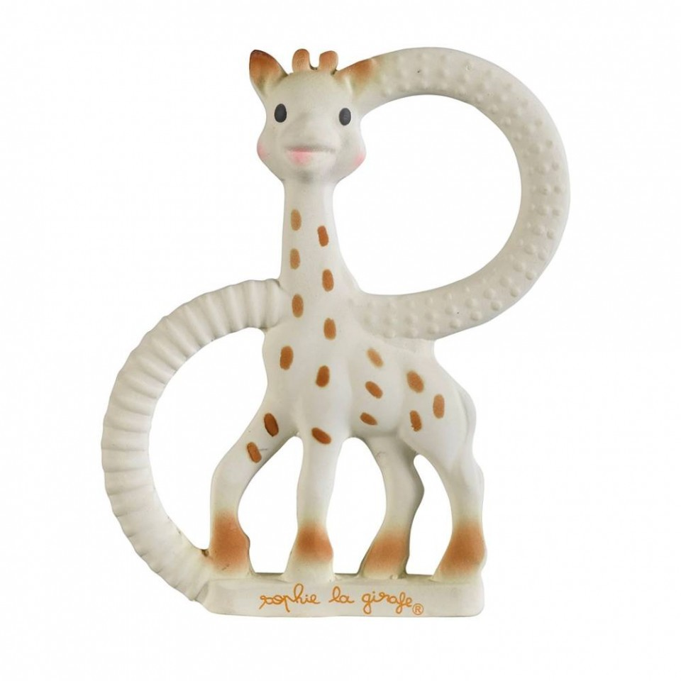 Girafa Sophie Le Girafe Mordedor Vulli Original Inmetro