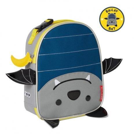 Lancheira Zoo Morcego Azul - Skip Hop