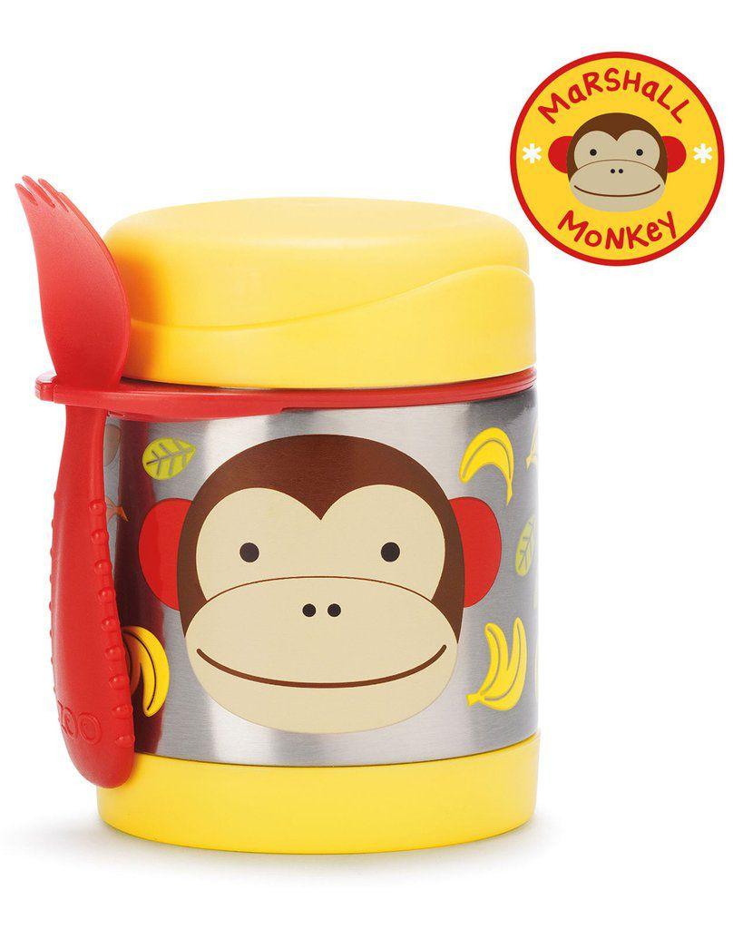 Pote Térmico Zoo Macaco