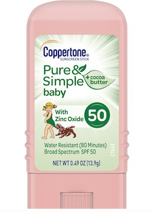Protetor Solar Coppertone Pure & Simple Fps 50